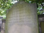 Burns Fergusson epitaph