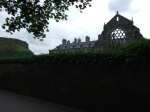 Holyrood Abbey and Palace