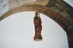Triduana_Statue