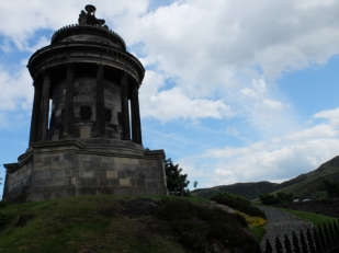 Burns Monument, Regent Road