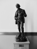 Robert Burns by John Tweed