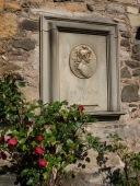 Clarinda's grave