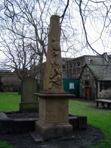 duncan ban mcintyre memorial greyfriars 1